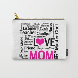 Amazing Do-it-All Mom Carry-All Pouch