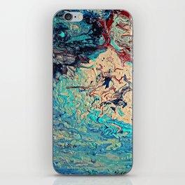 Art Storm II iPhone Skin