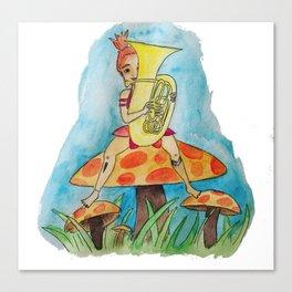 Tubalina Canvas Print