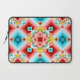 Circus Ombre Laptop Sleeve