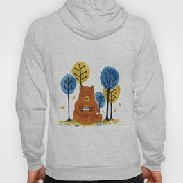 Coffee Bear Hoody
