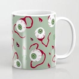 Eyeballs Coffee Mug