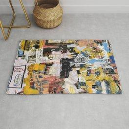 Basquiat World Rug