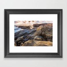 Point Lobos II Framed Art Print