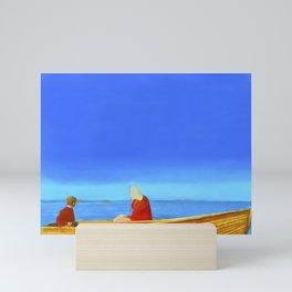 Hope on the Horizon Mini Art Print