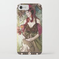 nouveau iPhone & iPod Cases featuring Nouveau by CreativeByDesign