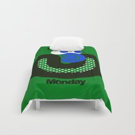 LOOK PAST MONDAY Comforters