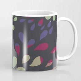 Dark drops 2 Coffee Mug