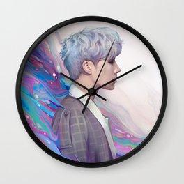 Pastel Gyu Wall Clock