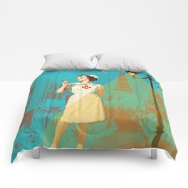 NIGHT NURSE Comforters