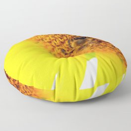"""SAVE THE BEE""""S Floor Pillow"""