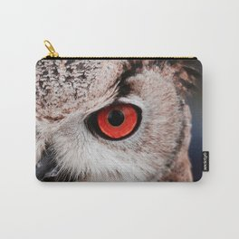 Wise eyes !! Carry-All Pouch