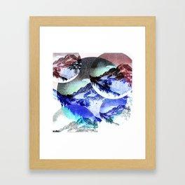 GM Framed Art Print