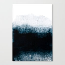 into the deep Canvas Print