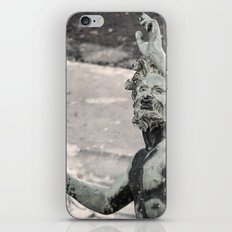 Copper Roman iPhone & iPod Skin