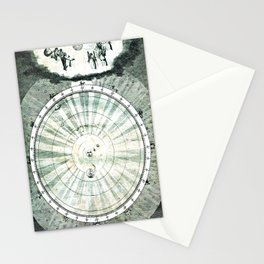 Harmony of the World Stationery Cards