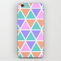 geo iPhone & iPod Skins featuring GEO by Isabella Salamone