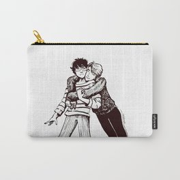 Victuuri hug Carry-All Pouch
