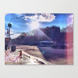 Queensbridge 2019 Canvas Print