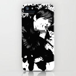 BTS V Desain 003 iPhone Case