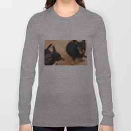 Charlie and Lucie Long Sleeve T-shirt