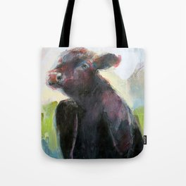 Wise Bull Tote Bag