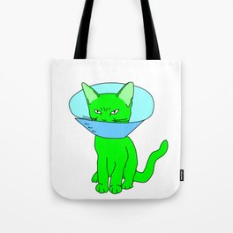 """""""Heckin Angry Lampshade"""", by Brock Springstead Tote Bag"""