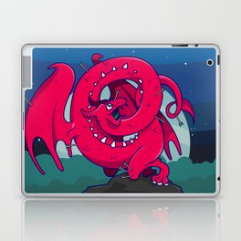 Last of the Dovah (Skyrim) Laptop & iPad Skin