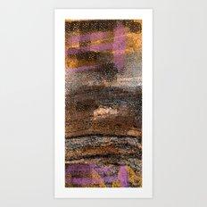 substance Art Print