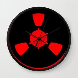 Reel of RecordingTape Wall Clock