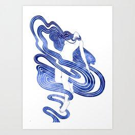 Dynamene Art Print