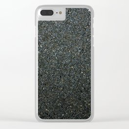 Pavement Clear iPhone Case