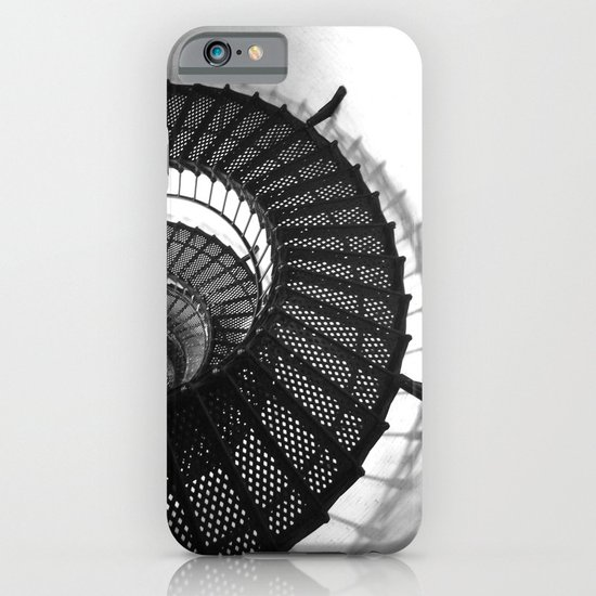 Spiral Stairs iPhone & iPod Case