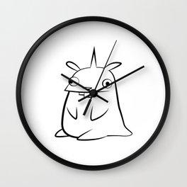 minima - lülle 2 Wall Clock