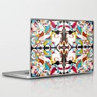 shell Laptop & iPad Skins featuring Shell by András Récze