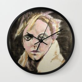 """""""Afterglow' Wall Clock"""