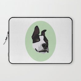 Silly Pitbull Laptop Sleeve