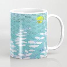 Ferns And Blue Skies Mug
