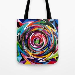 multi-coloured craze Tote Bag