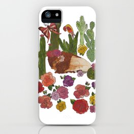 Buffalo Cacti iPhone Case
