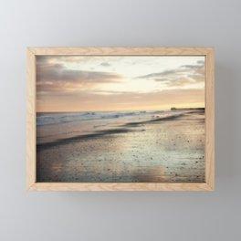 Somnolent Sea Framed Mini Art Print