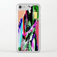 Handygirl Clear iPhone Case