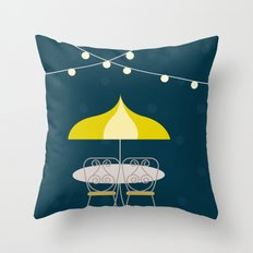 Jolly Cafe | Disney inspired Throw Pillow