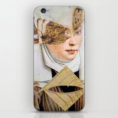 JUNGE FRAU iPhone & iPod Skin
