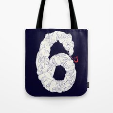 S6 Tee - Many Tote Bag