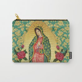 Nuestra Señora de Guadalupe Carry-All Pouch