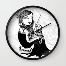 My Girl Wall Clock