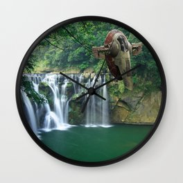 Another Bounty Wall Clock