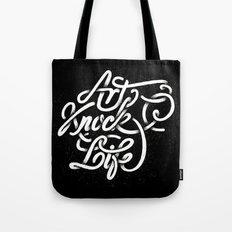art knock life Tote Bag