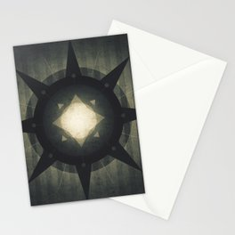 Oberon - Hamlet Crater Stationery Cards